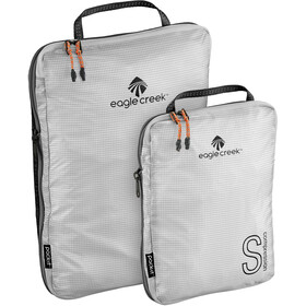 Eagle Creek Pack-It Specter Tech Pakkauskuutiosetti Koko S/M, black/white